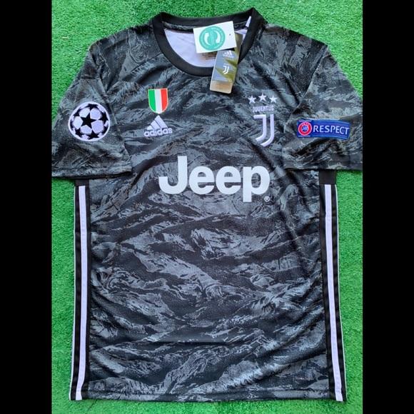 online store 6dc2c 162b1 2019/20 Juventus goalkeeper soccer jersey BUFFON NWT